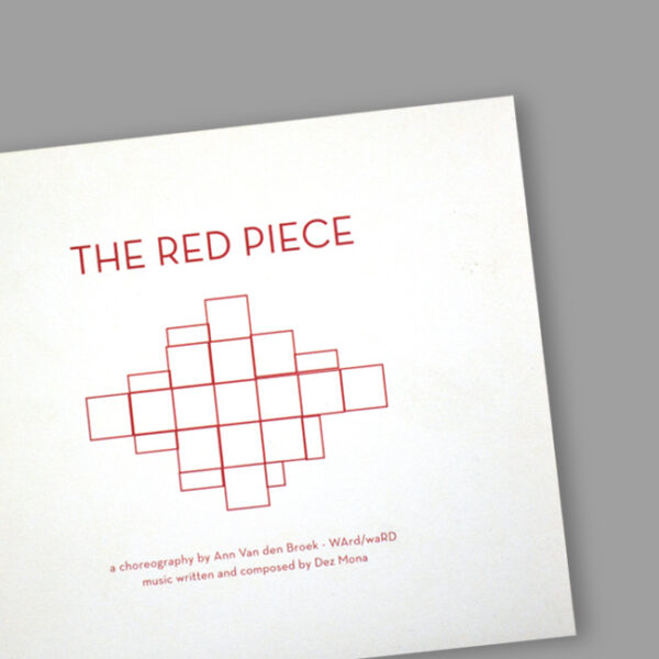 CD The Red Piece